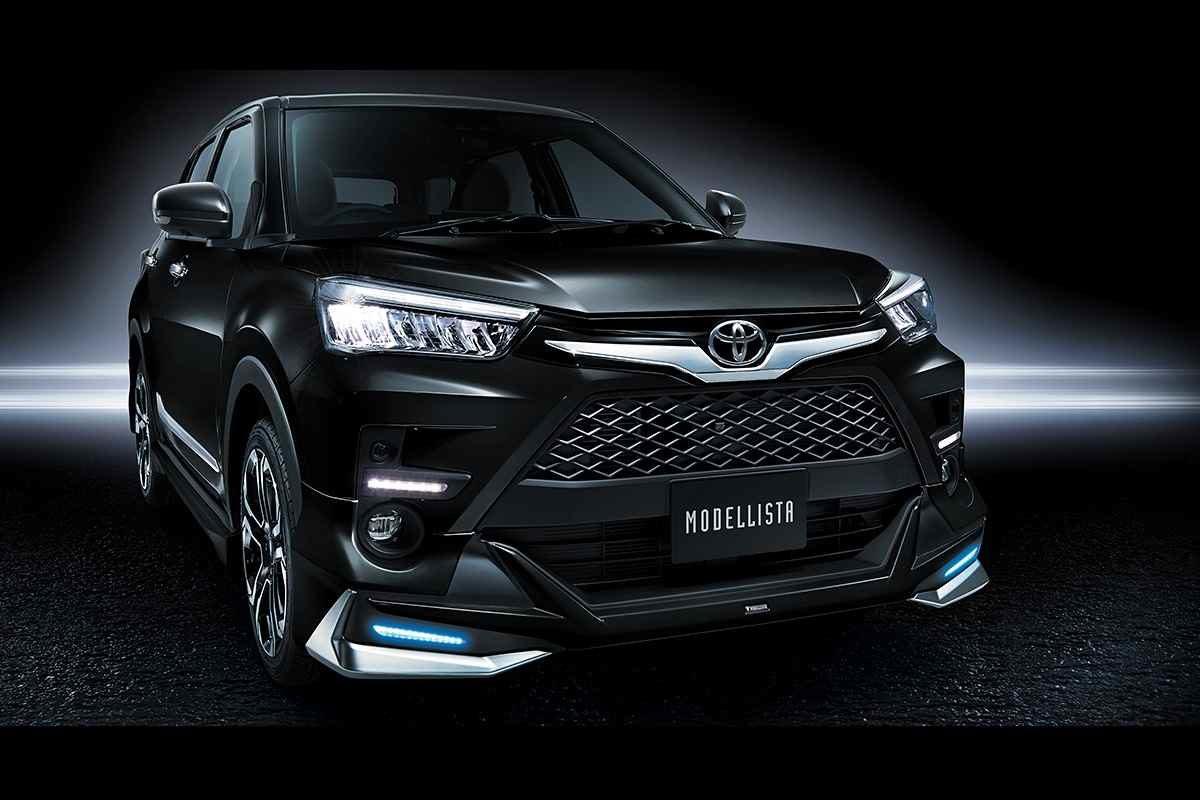 Toyota Raize Platform
