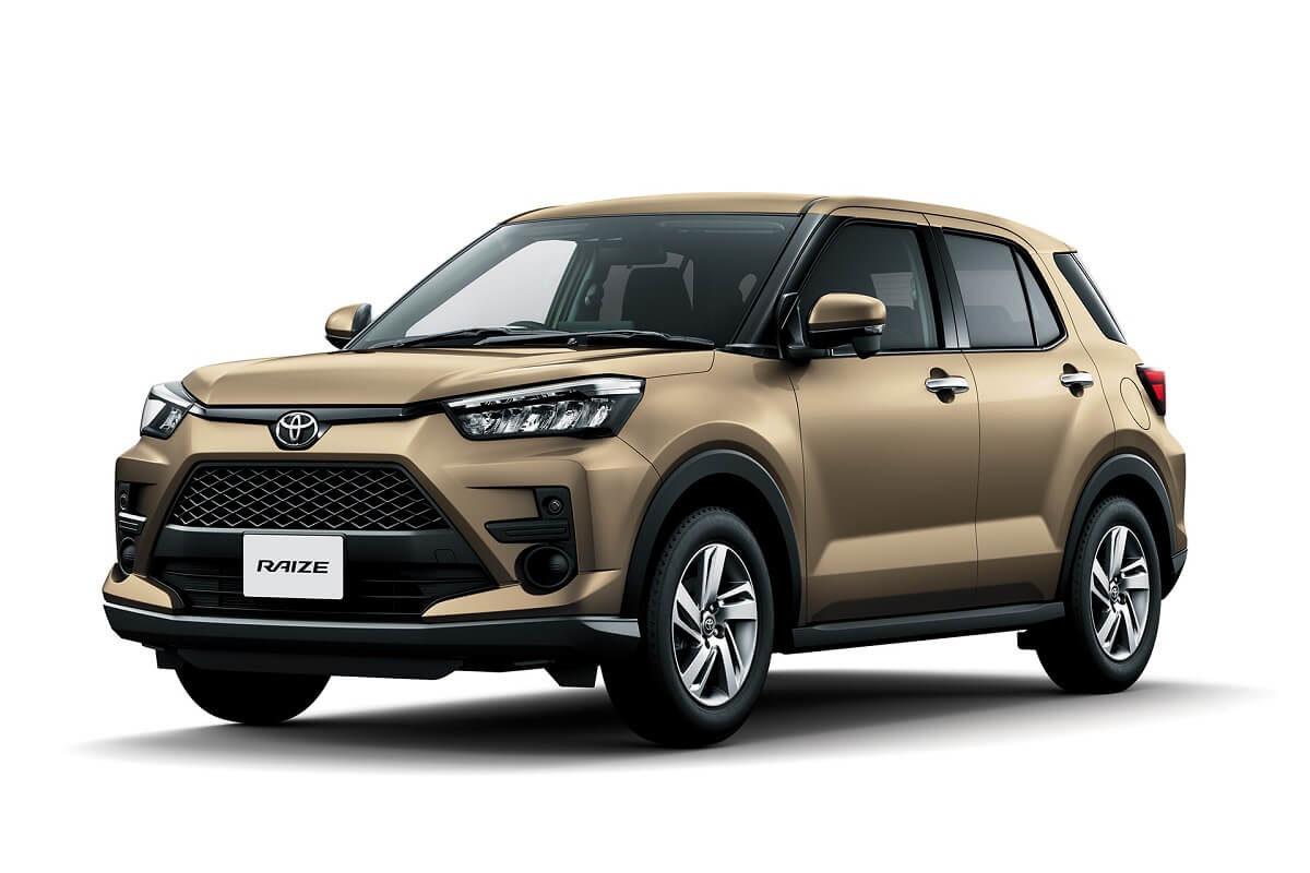 Toyota Raize Price
