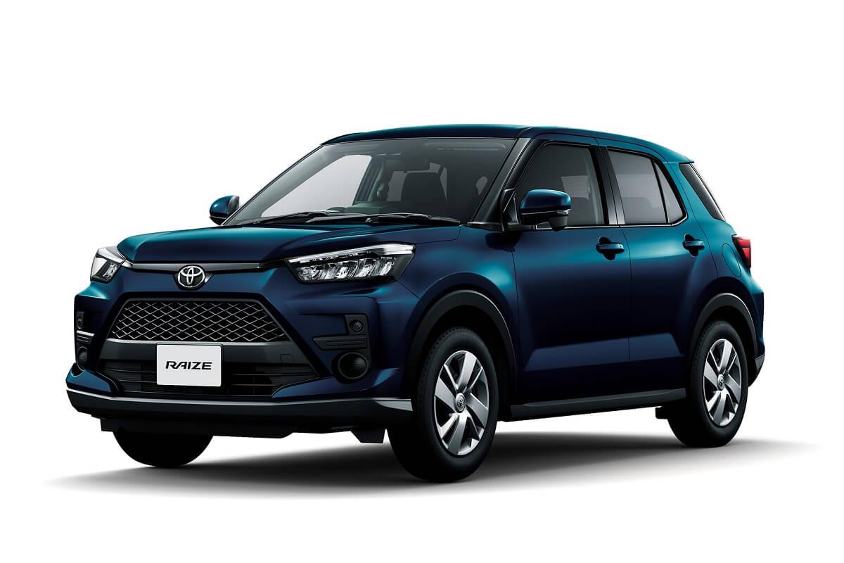 Toyota Raize Specs