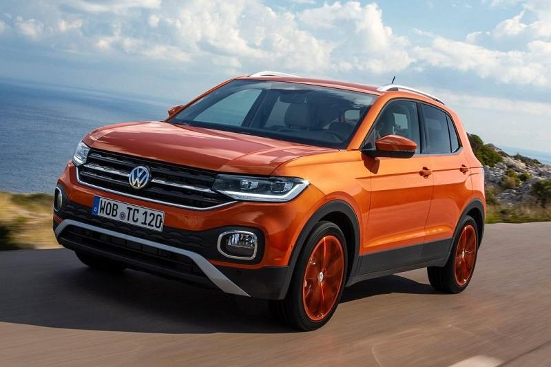 Volkswagen Cars At 2020 Auto Expo