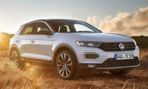 Volkswagen T-Roc SUV India