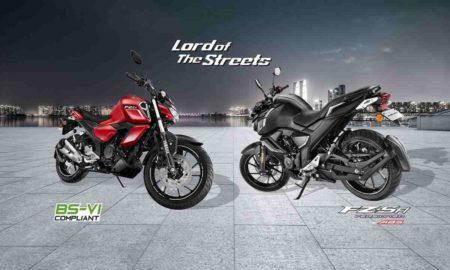 Yamaha FZ BSVI