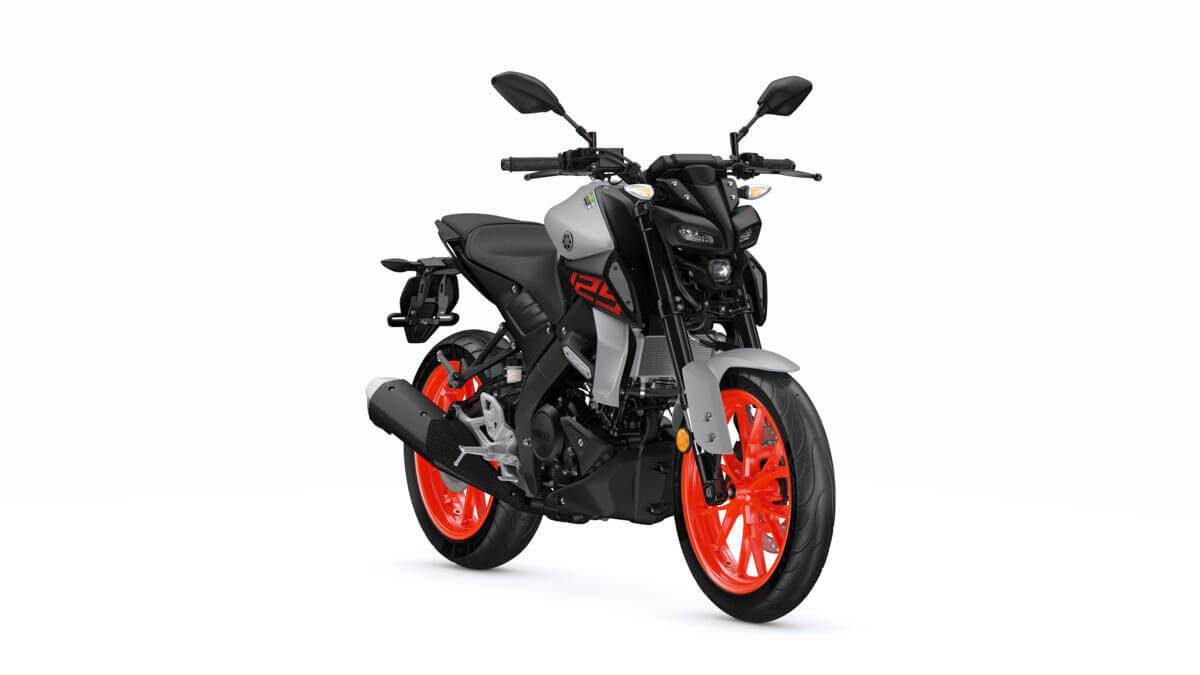Yamaha MT-125 India