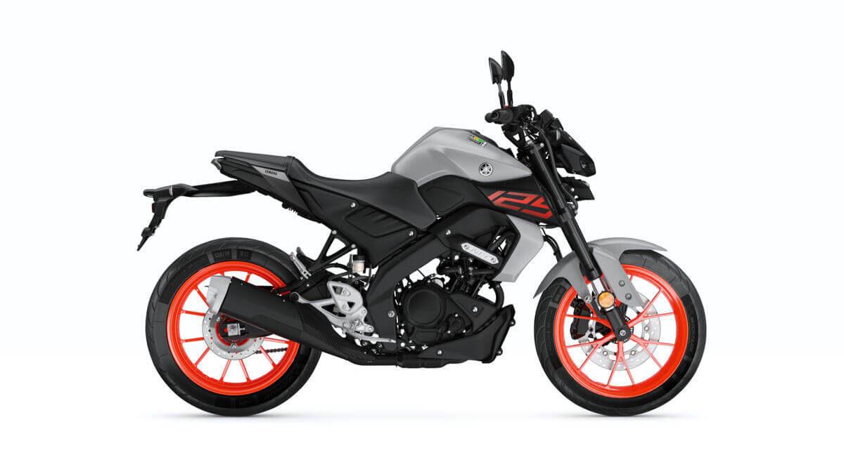 Yamaha MT-125 Specs