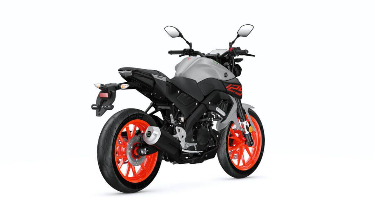 Yamaha MT-125 features
