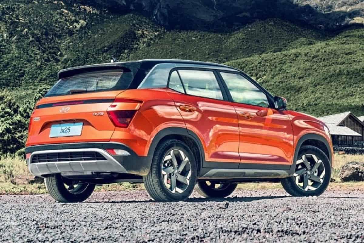 2020 Hyundai Creta India Specs