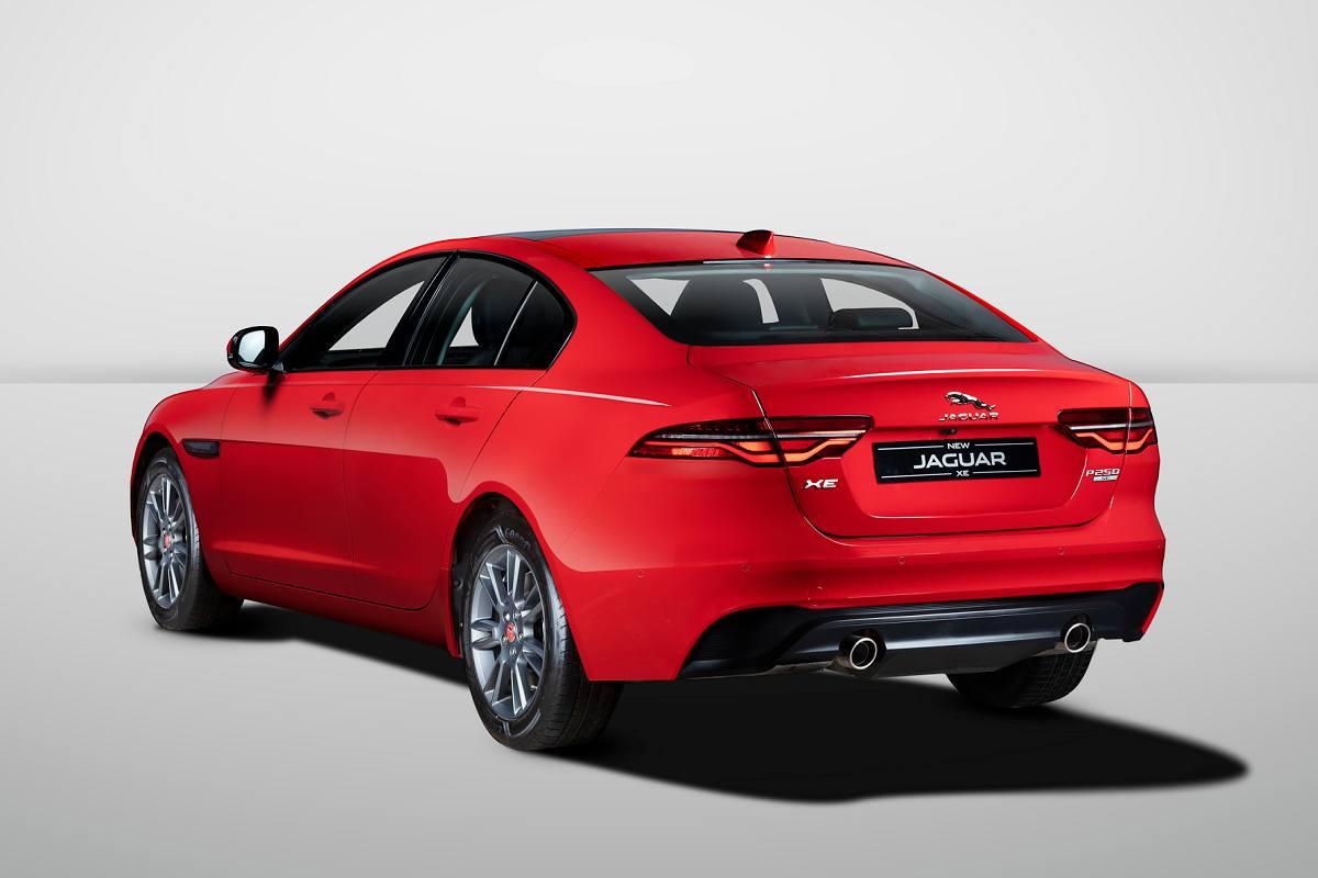 2020 Jaguar XE Facelift Price
