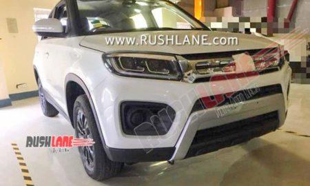 2020 Maruti Brezza Petrol Facelift Details
