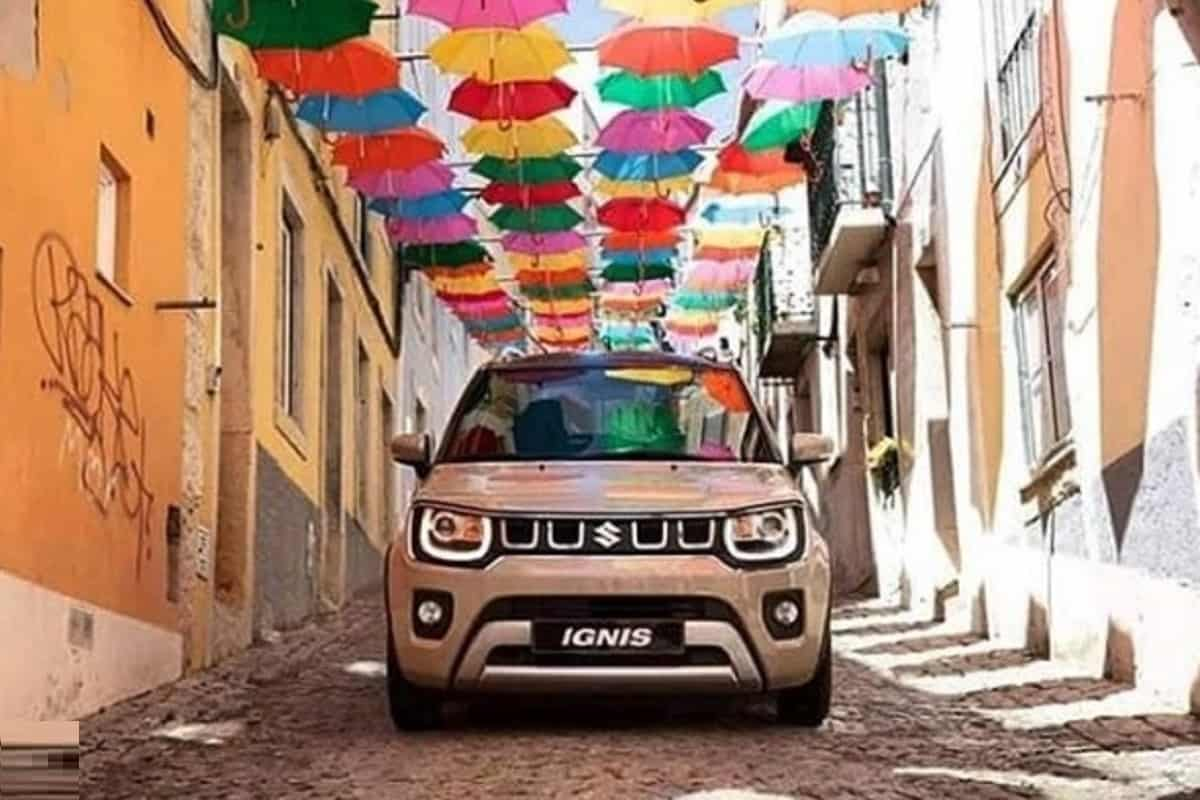2020 Maruti Ignis Pictures Leaked – Changes Explained
