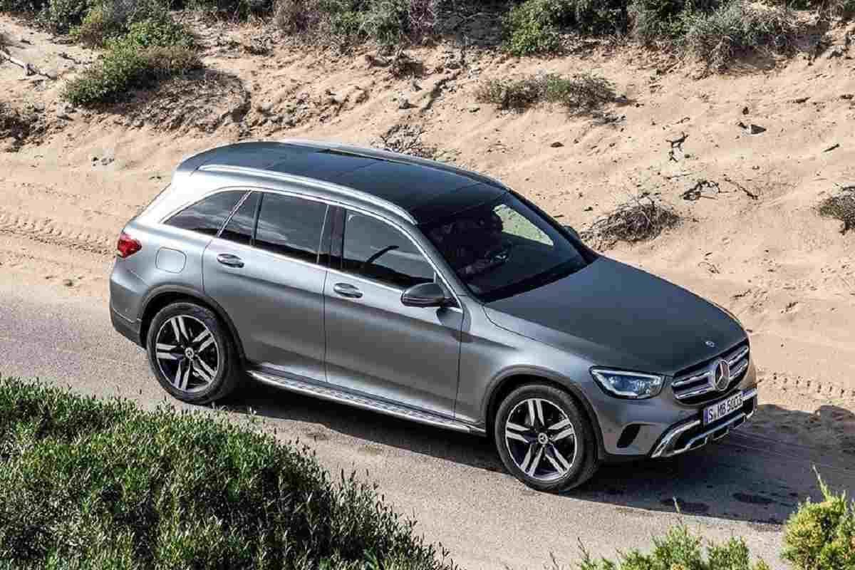 2020 Mercedes-Benz GLC Facelift Features