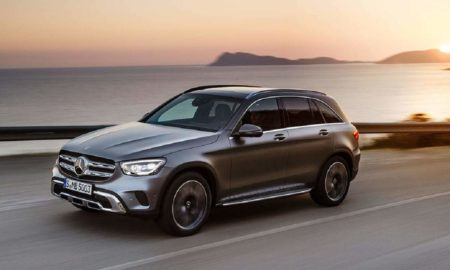 2020 Mercedes-Benz GLC Facelift Launch Price