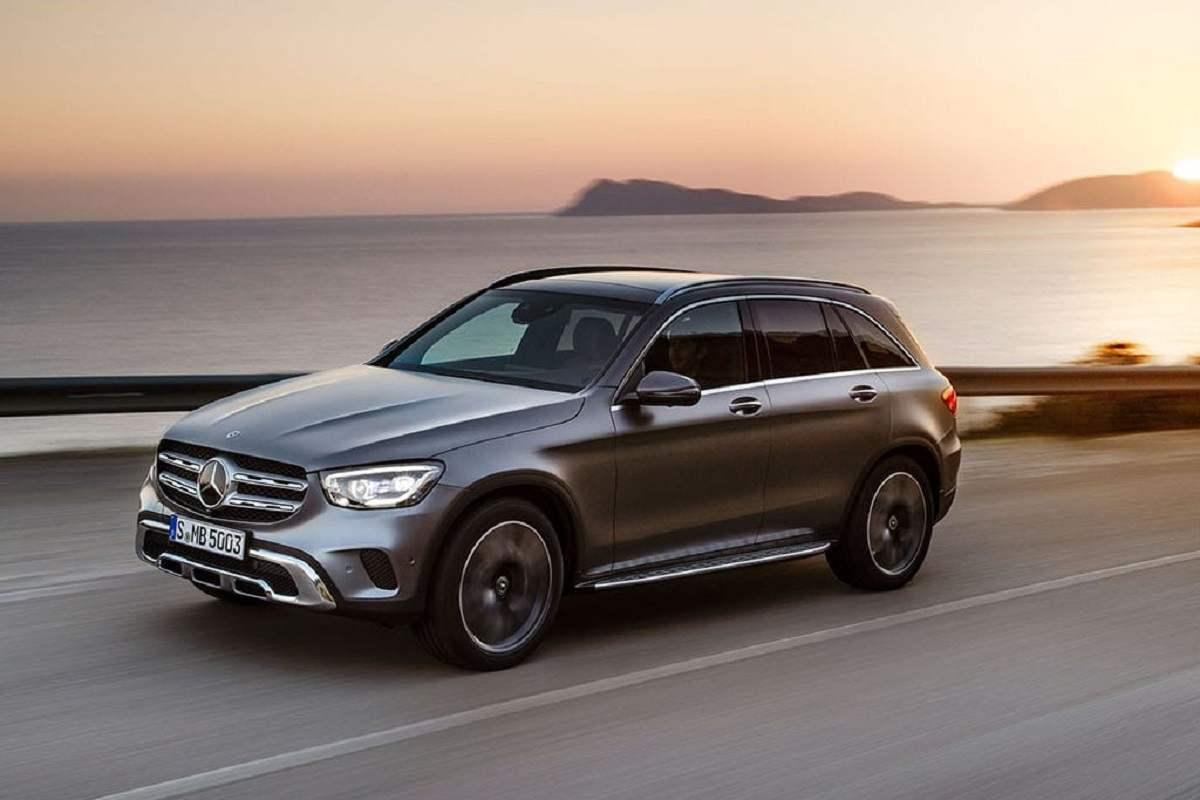 2020 Mercedes-Benz GLC Facelift Launch Price