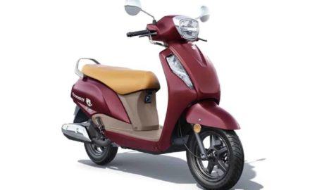 2020 Suzuki Access 125 BS6