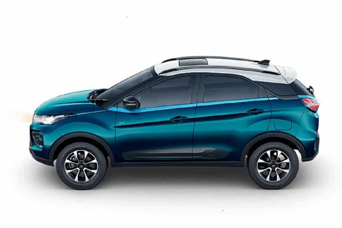 2020 Tata Nexon At Auto Expo