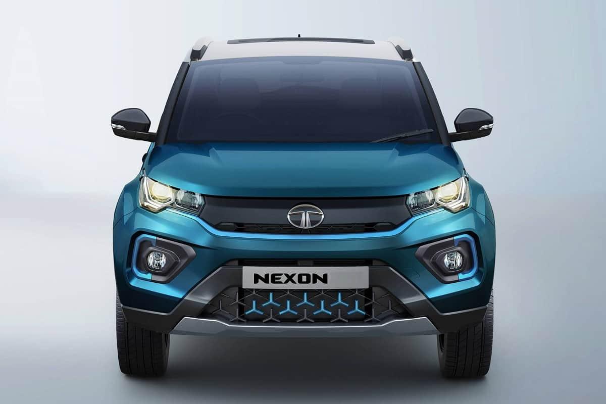2020 Tata Nexon Facelift Design