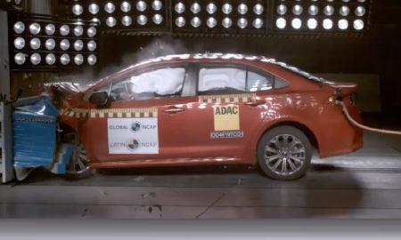 2020 Toyota Corolla Latin NCAP