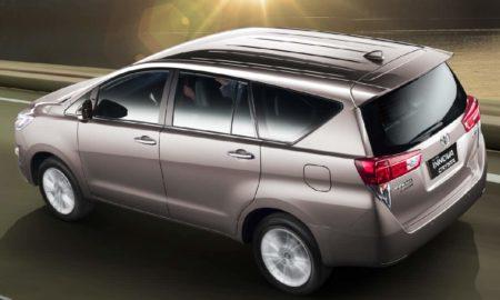2020 Toyota Innova Crysta BS6