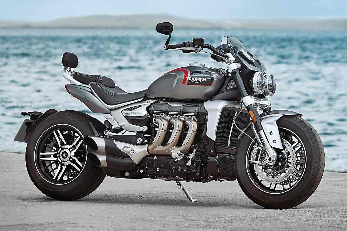 2020 Triumph Rocket 3 R Now Available In India at Rs 18 Lakh