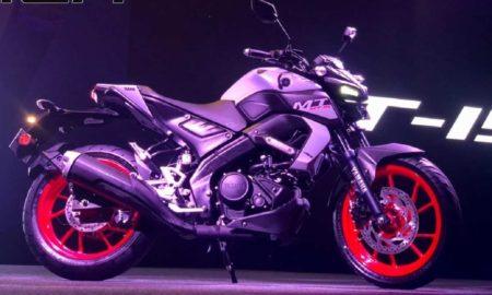 2020 Yamaha MT 15 Price
