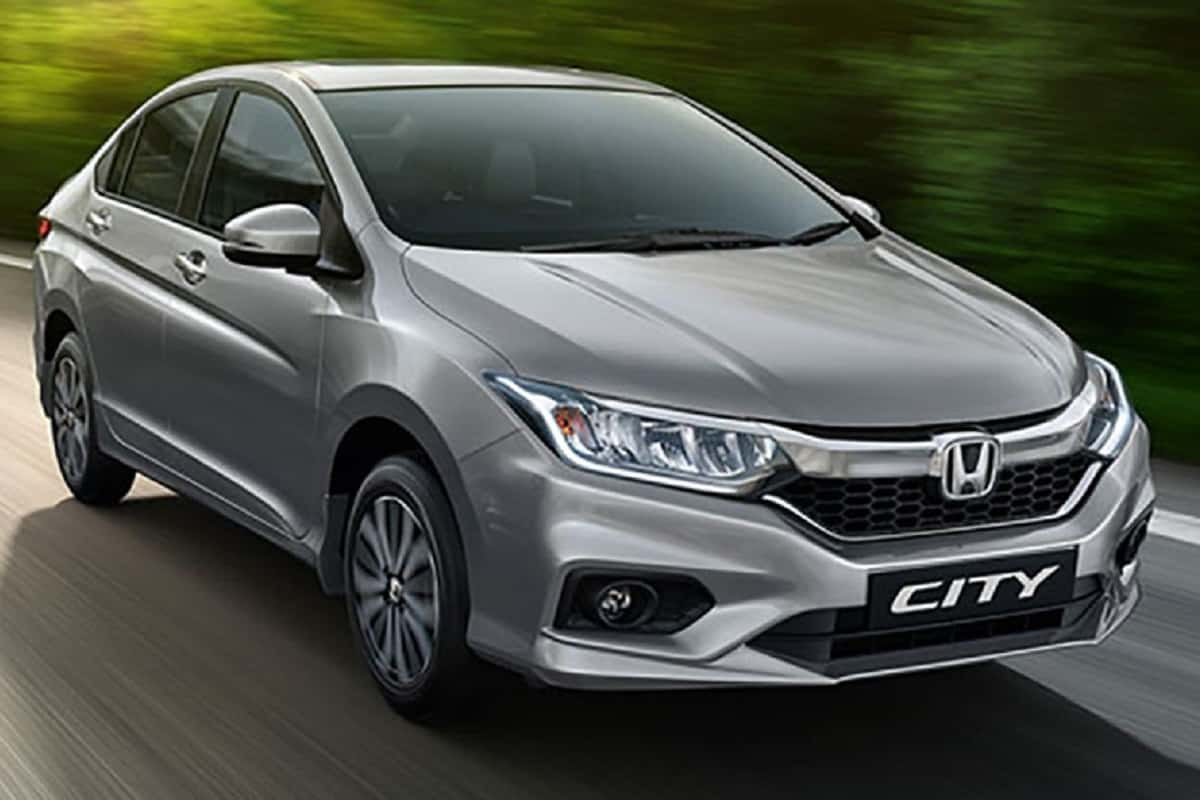 BS6 Honda City Petrol Launch Price