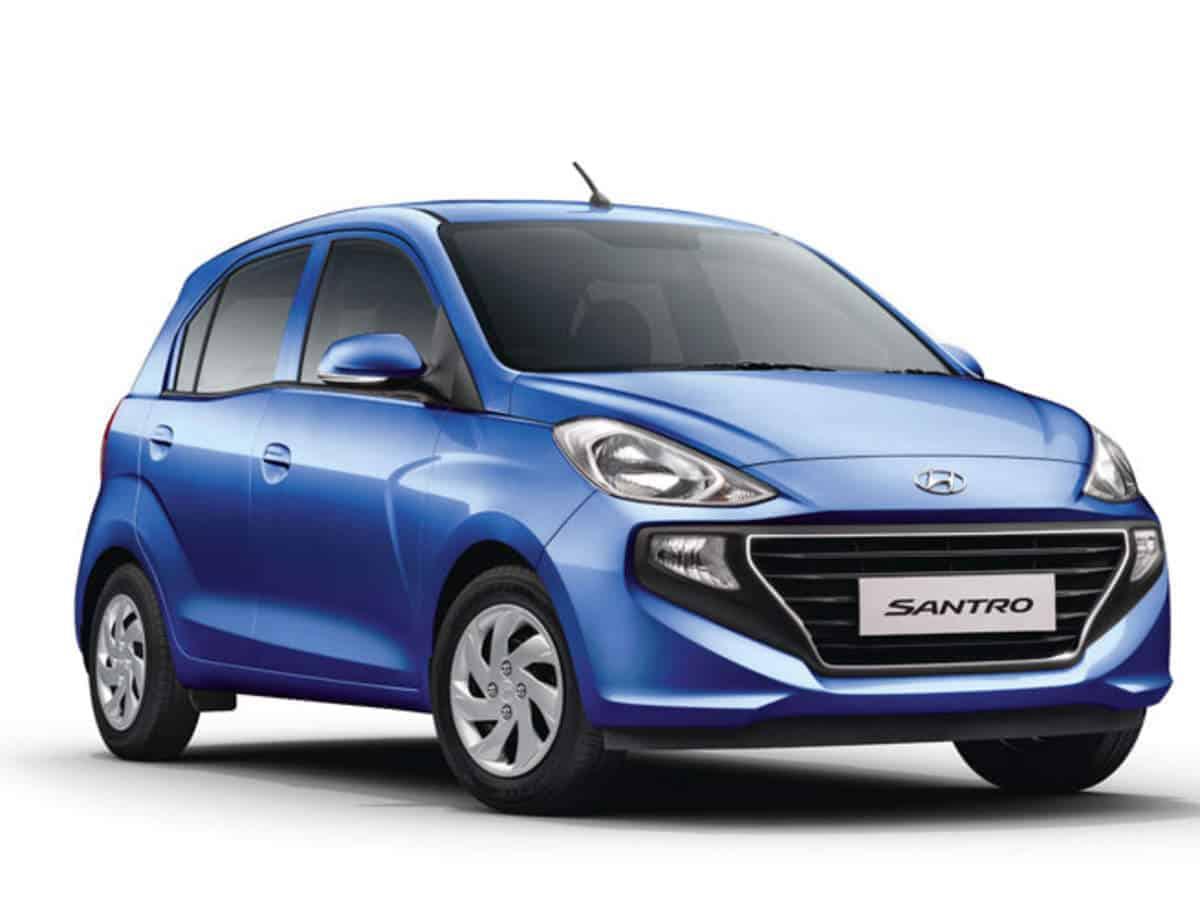 BS6 Hyundai Santro