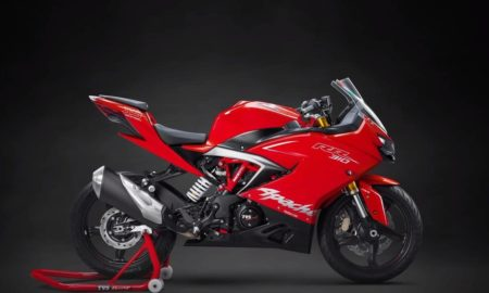BS6 TVS Apache RR 310 Price