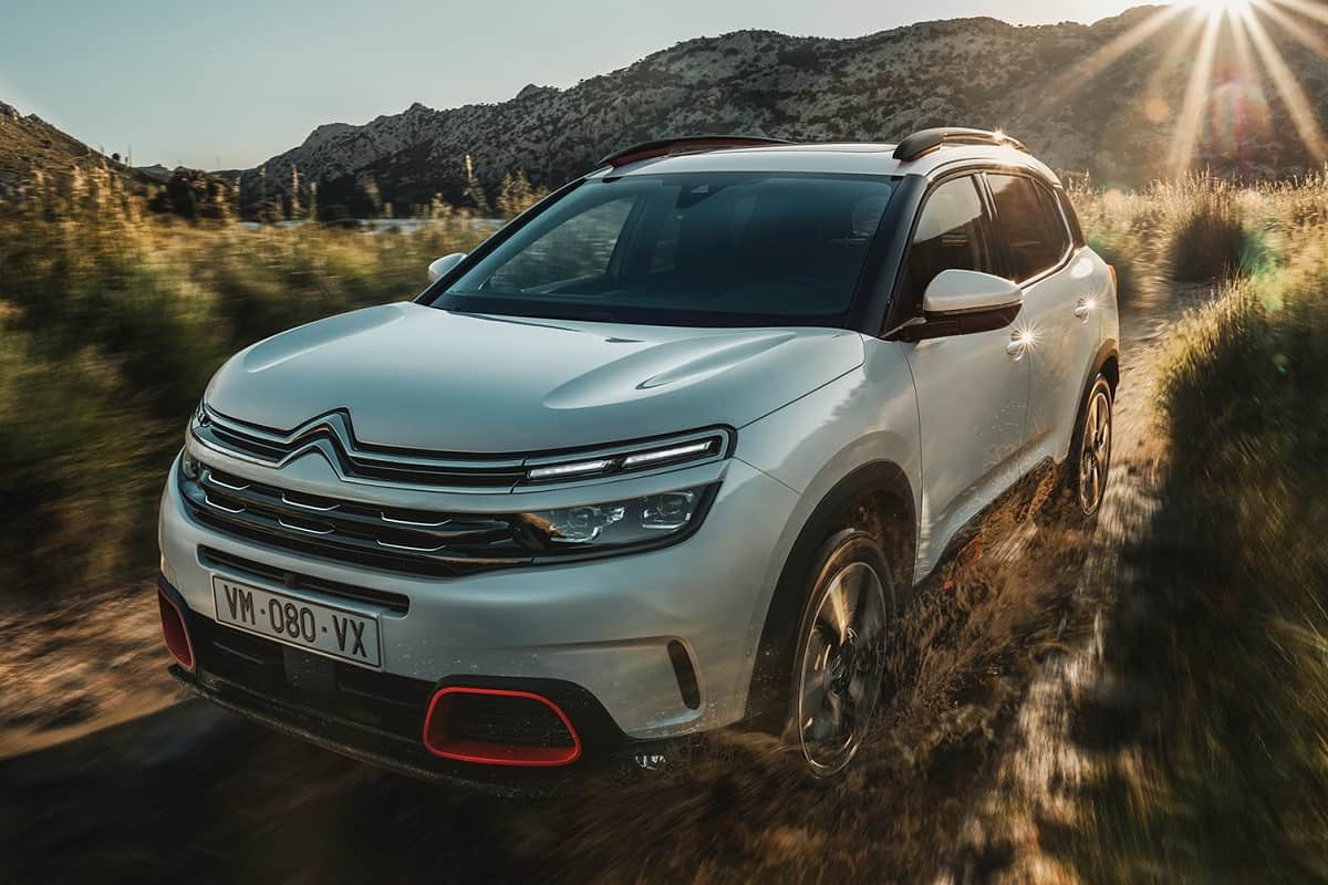 Citroen C5 Aircross SUV Will Be Initially Sold In 10 Major Cities