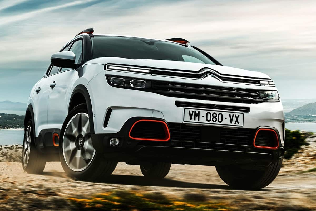 Citroen C5 Aircross SUV India