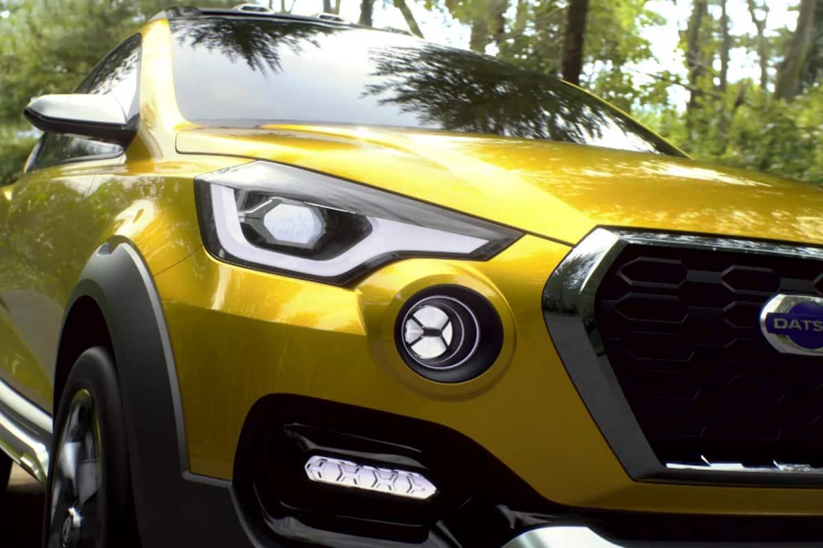 Datsun Magnite at 2020 Auto Expo