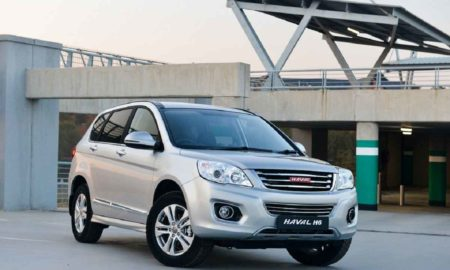 Haval H6 Auto Expo 2020
