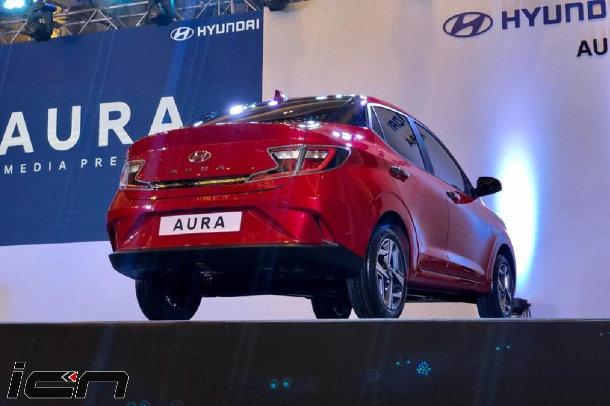 Hyundai Aura Features