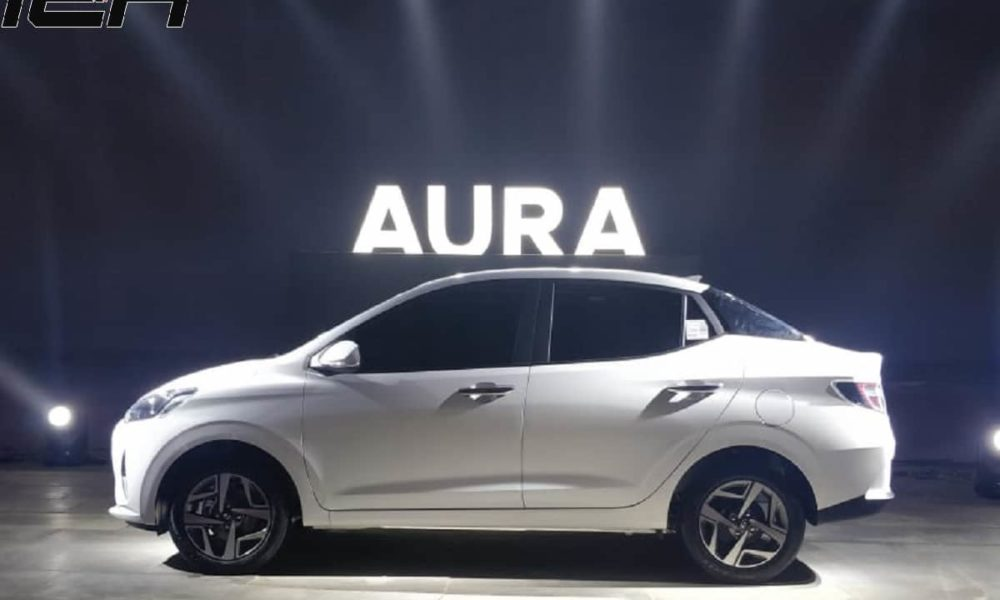 Hyundai Aura Compact Sedan Launch Date Revealed