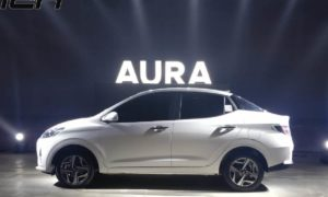Hyundai Aura Launch Date
