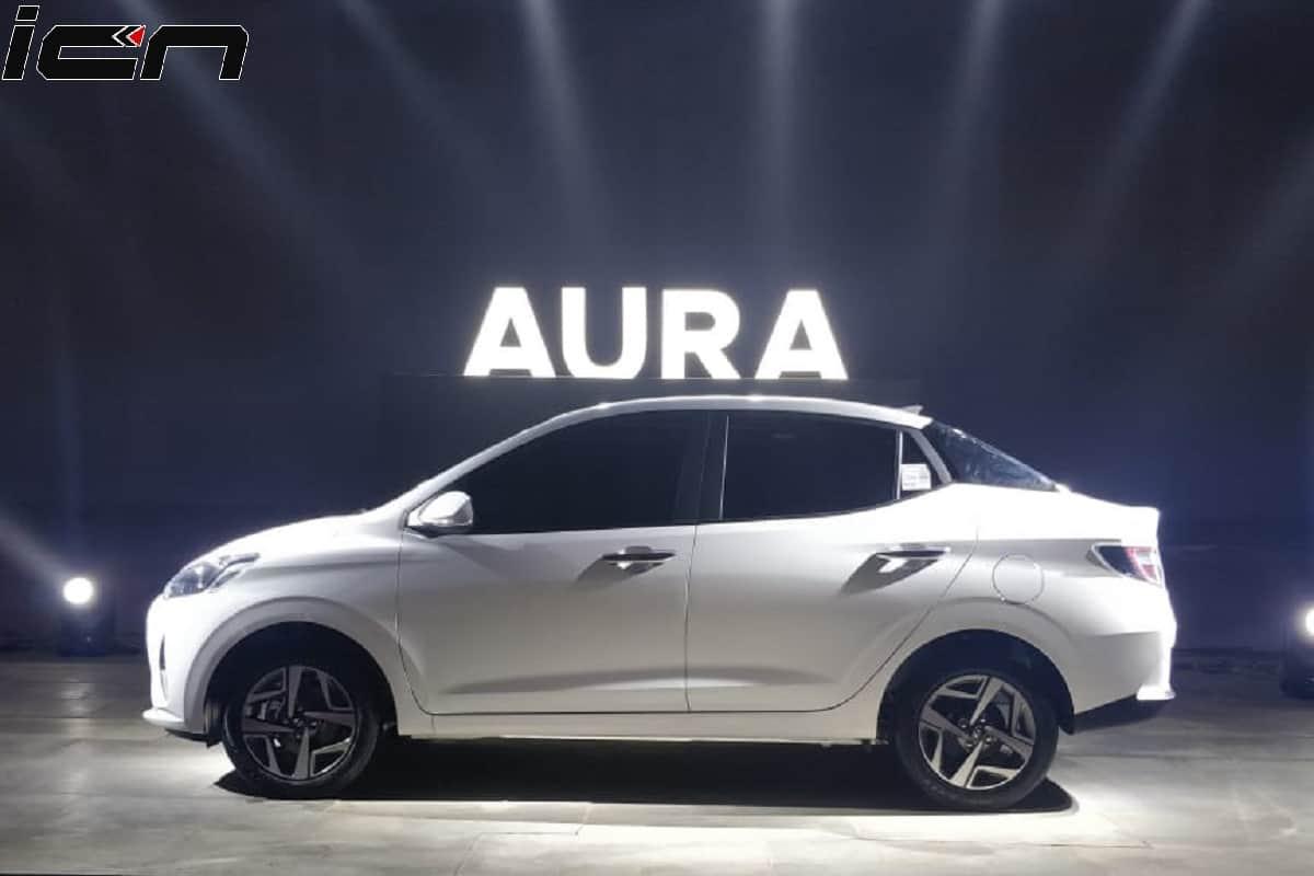Hyundai Aura Launch Date