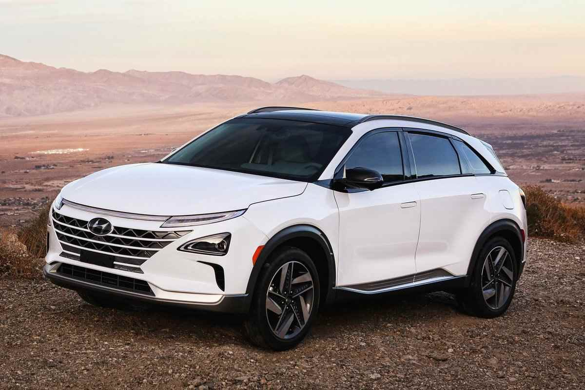 Hyundai Nexo SUV India