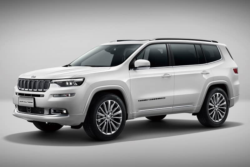 Jeep 7 Seater SUV India