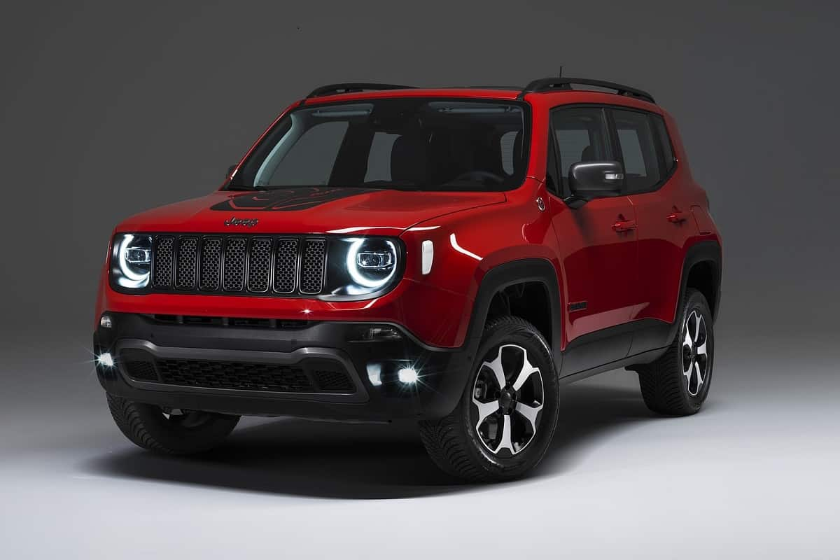 New Generation Jeep Renegade To Launch in 2022