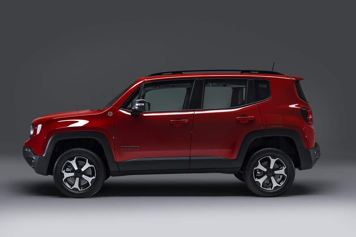 Next-gen Jeep Renegade To Be Unveiled in 2021 – India Bound