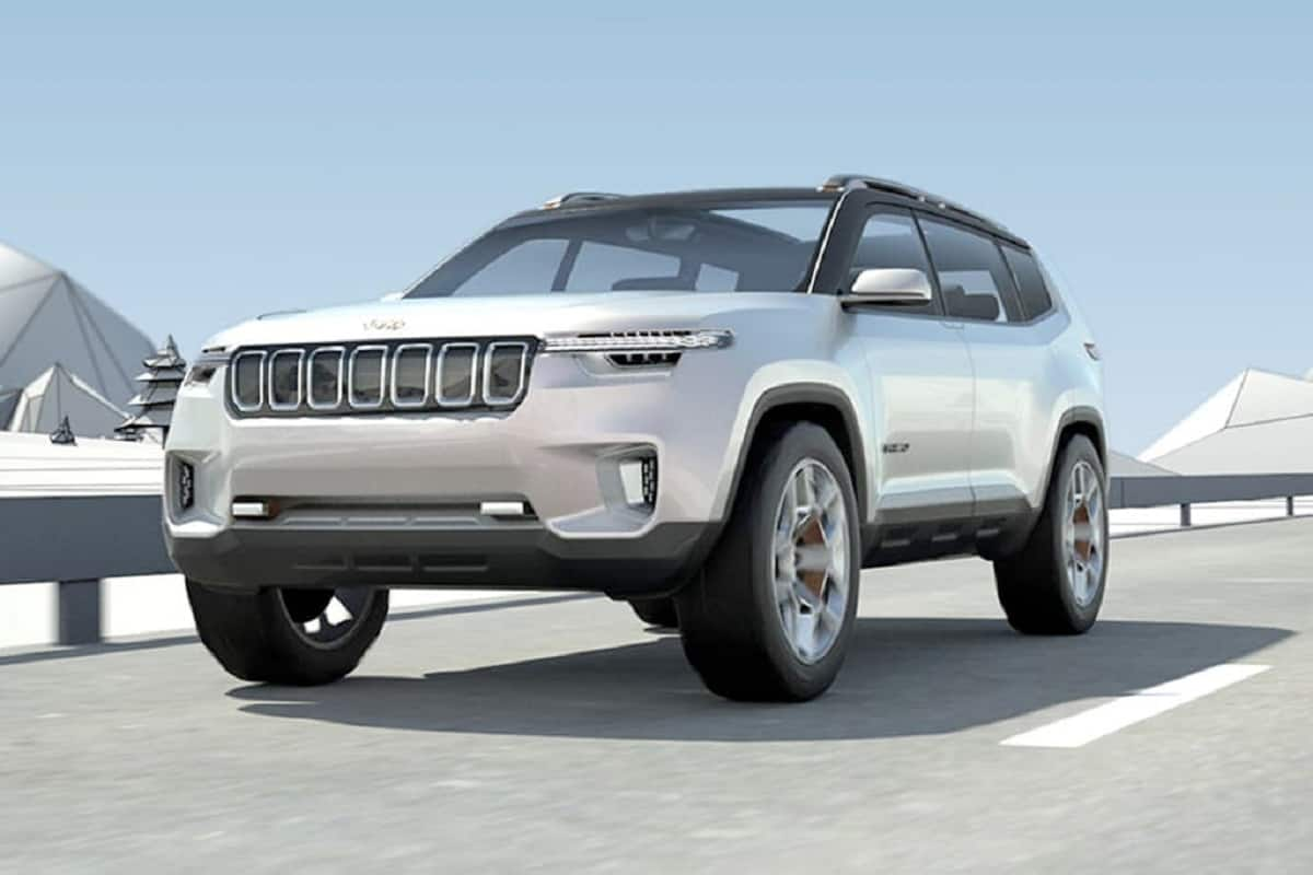 Jeep electric SUV