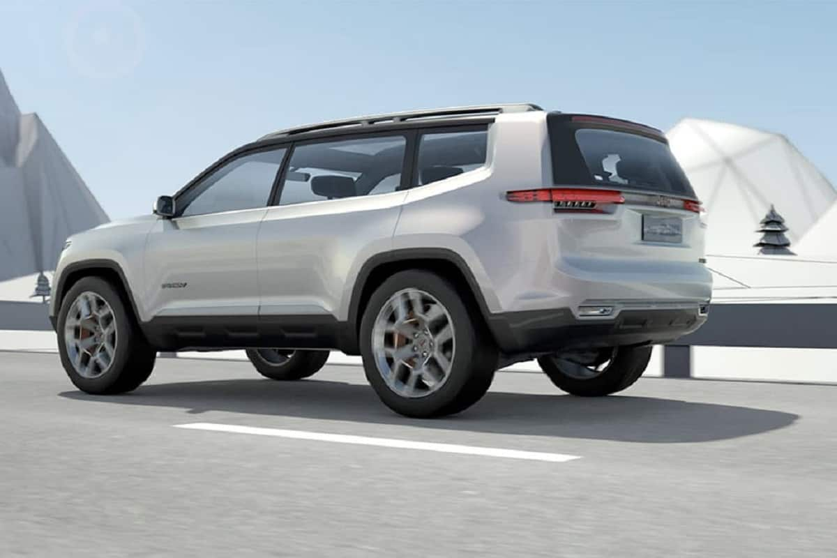 4 New Jeep 7-Seater SUVs in the Works; Launch By 2021
