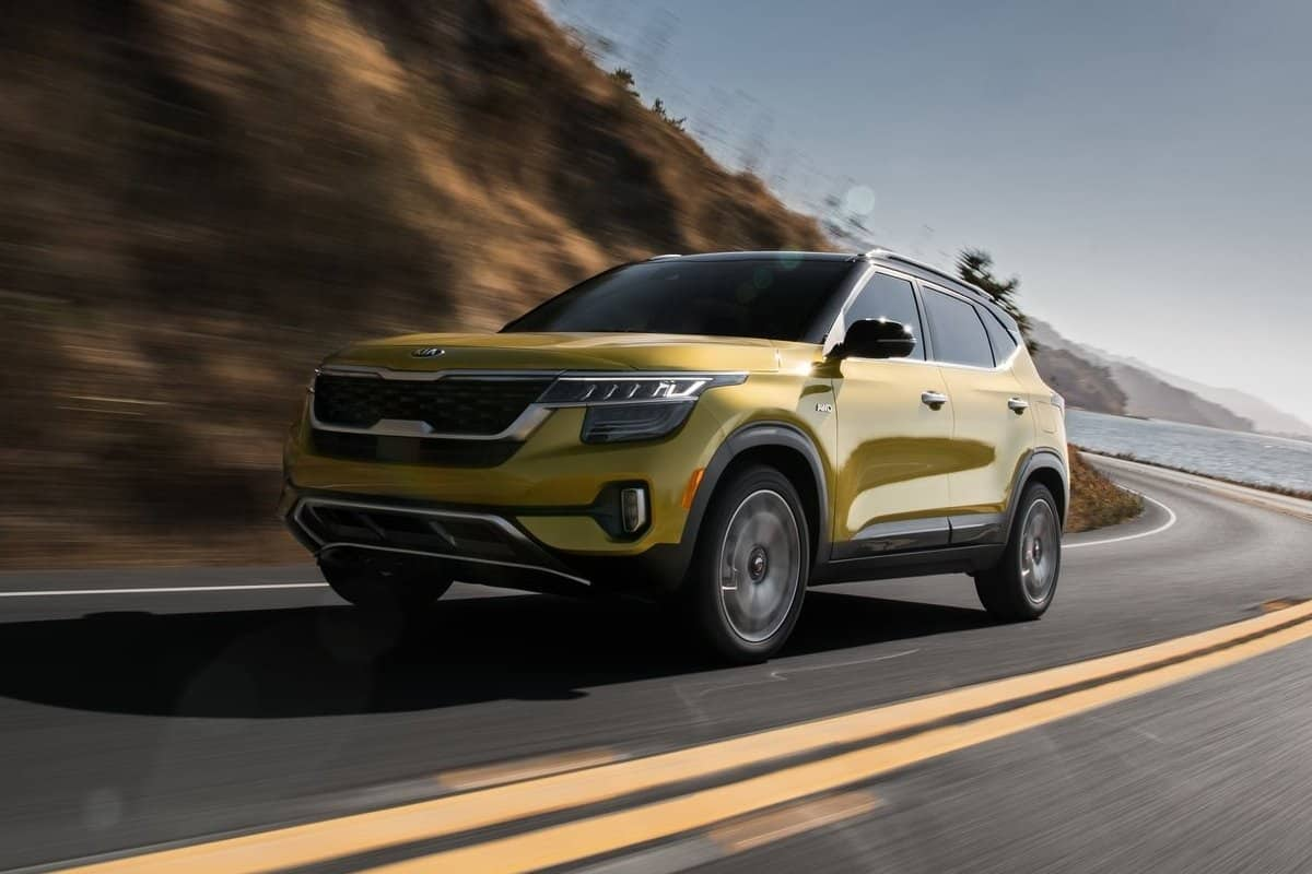 Kia Seltos Electric SUV In The Works; Launch Next Year