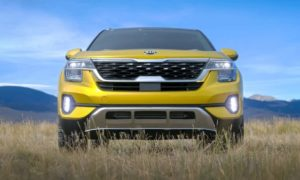 Kia Seltos Electric SUV