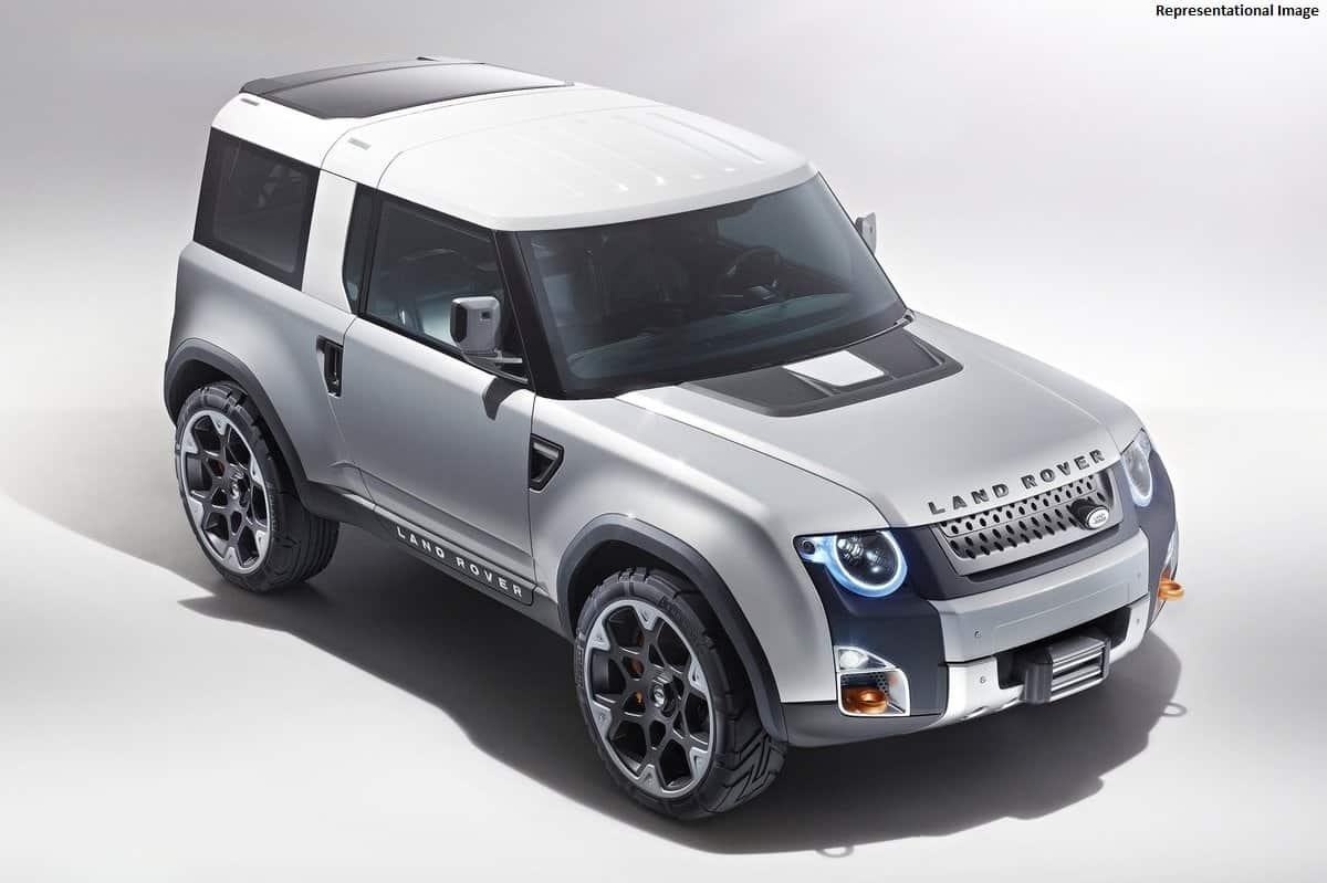 Land Rover Affordable SUV