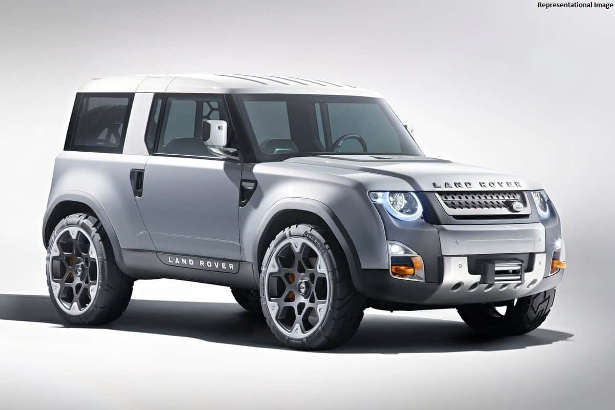 Land Rover Small SUV