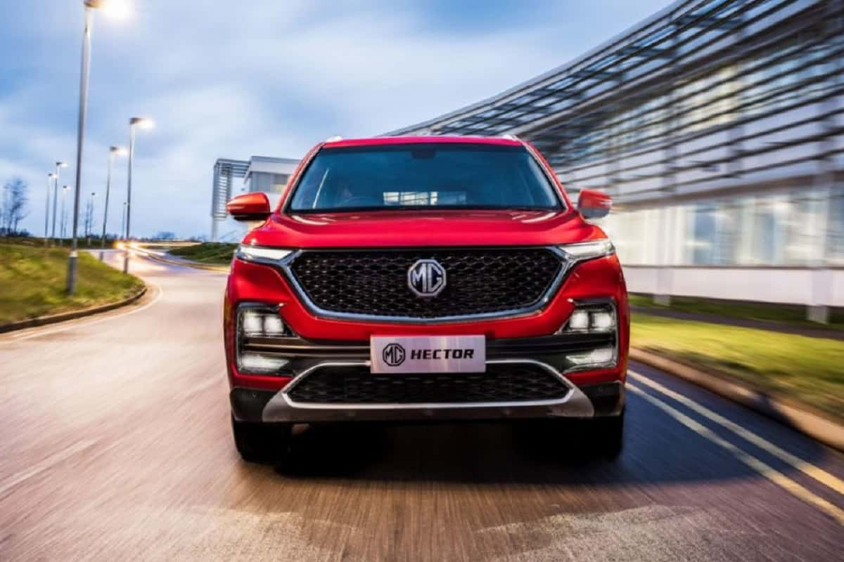 MG Hector To Get A More Powerful Diesel Engine; Details Revealed