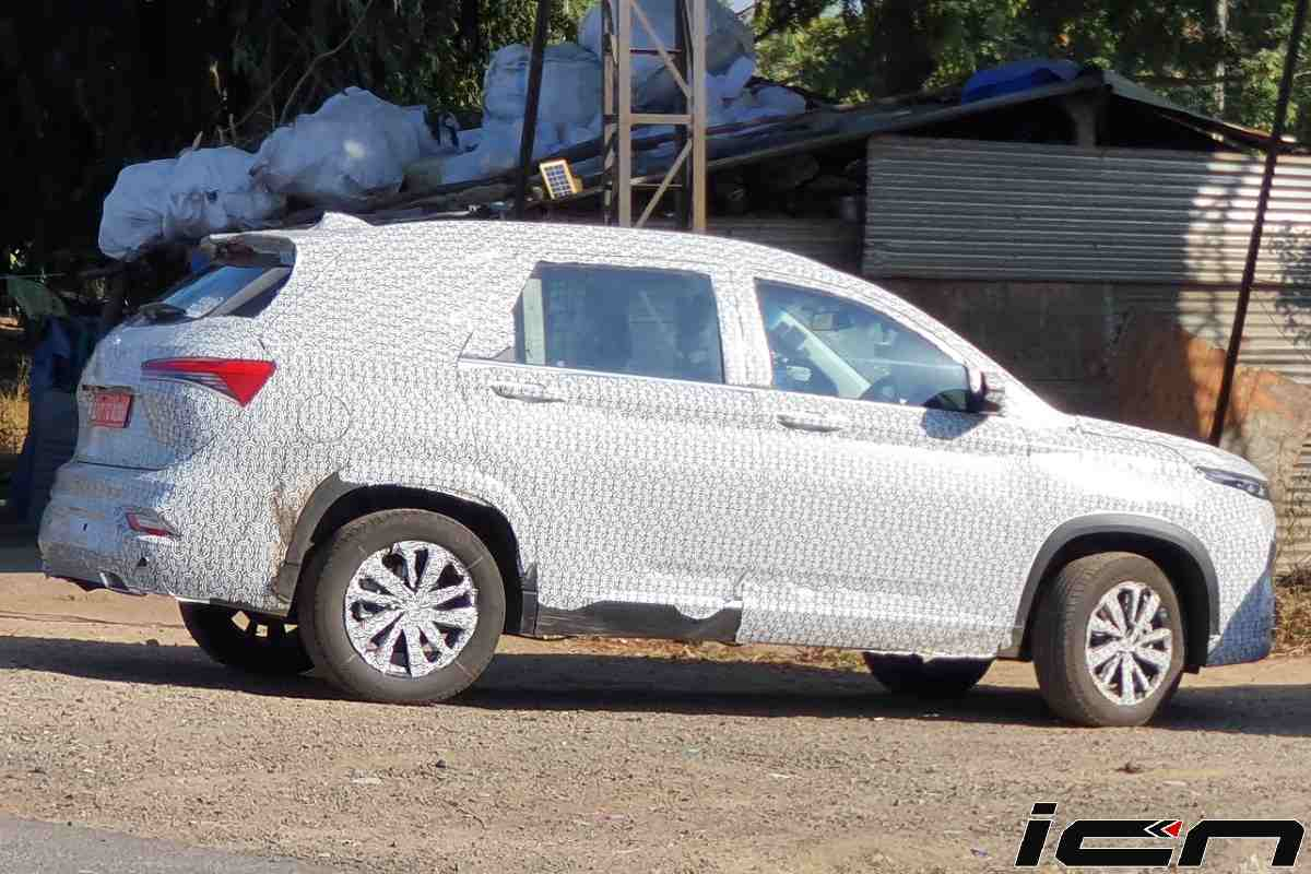 MG Hector Plus Details