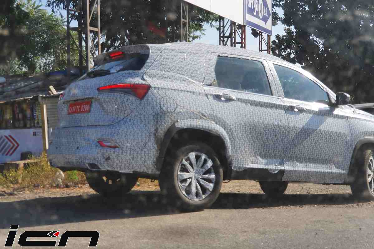 MG Hector Plus Features
