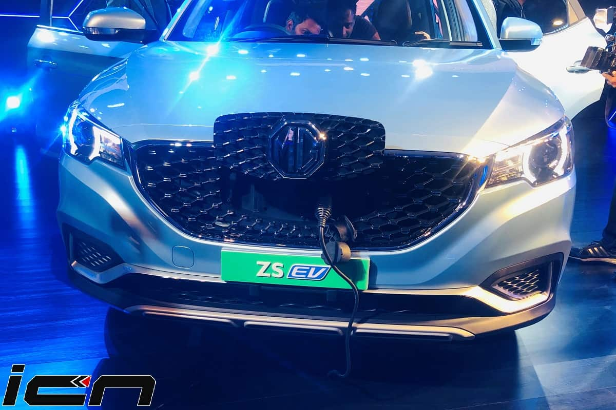 MG ZS EV Features