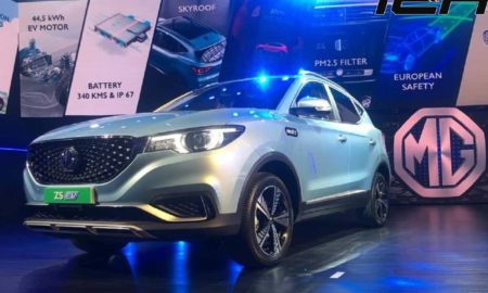 MG ZS EV Specifications