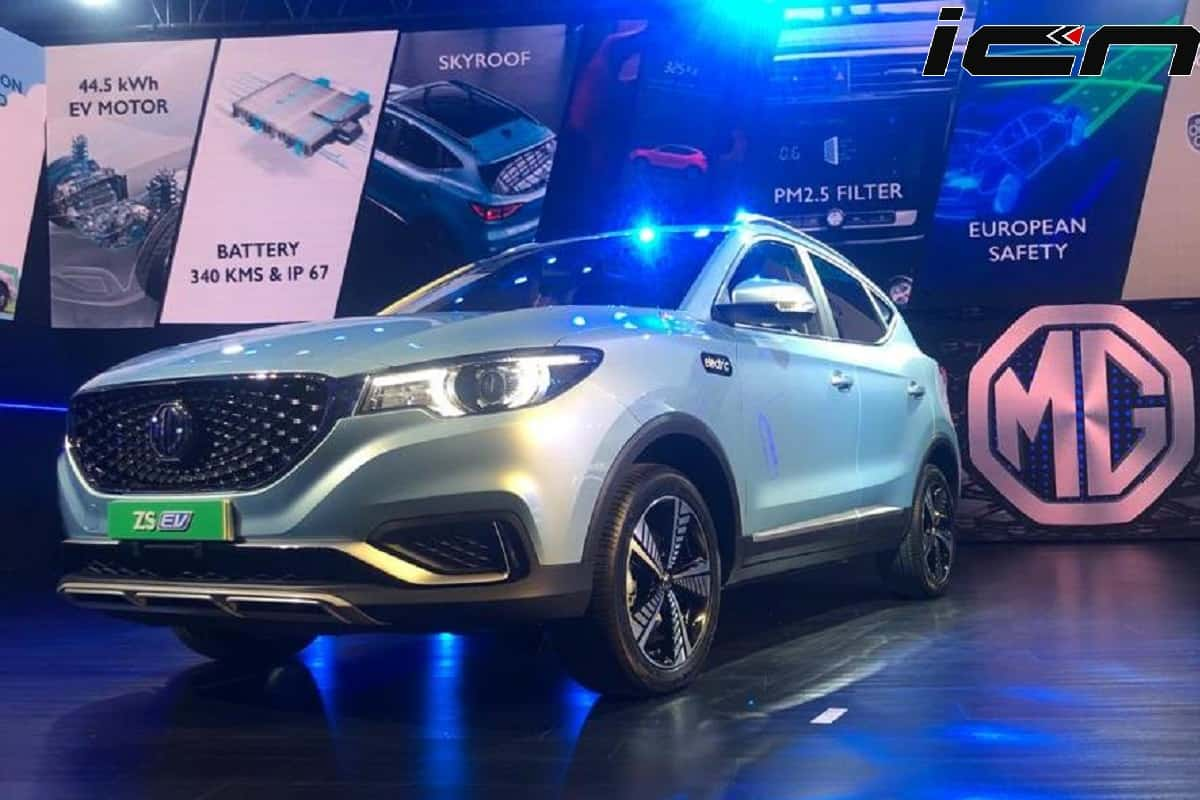 MG ZS Crosses 3,000 Booking Mark; Over 150 Unit Sold